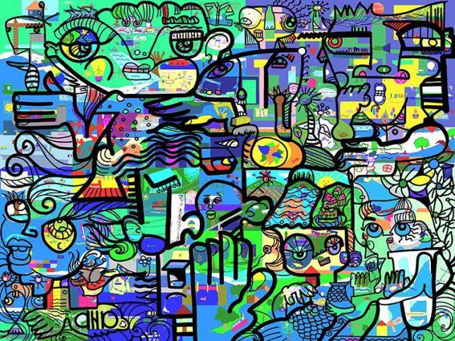 animation design thinking fresque digitale télétravail