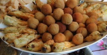 catering street food