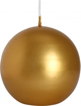 Złoty metalik kula sk80-213