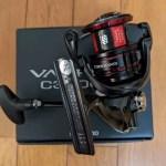 チニング用に新リールを購入。シマノの「ヴァンフォード C3000XG」のインプレ。