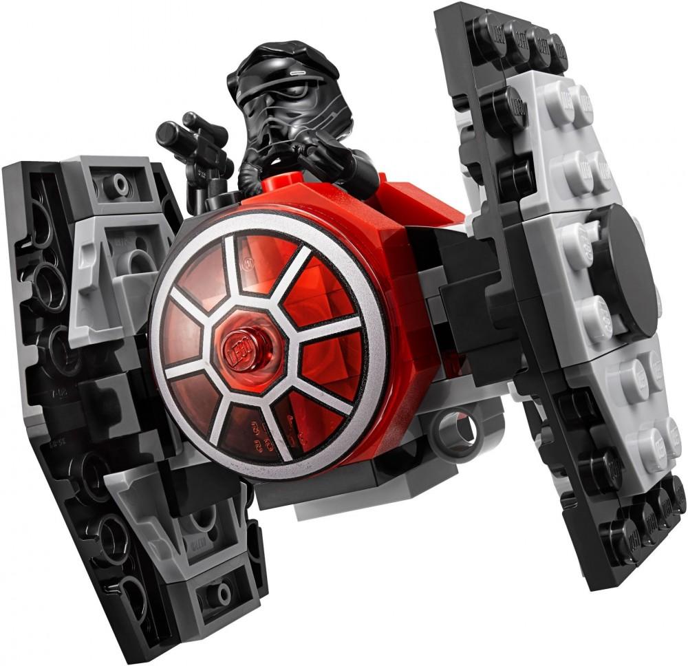LEGO Star Wars 75194 Első Rendi TIE Fighter Microfighter   LEGO készletek - Bűbáj Webjátékbolt