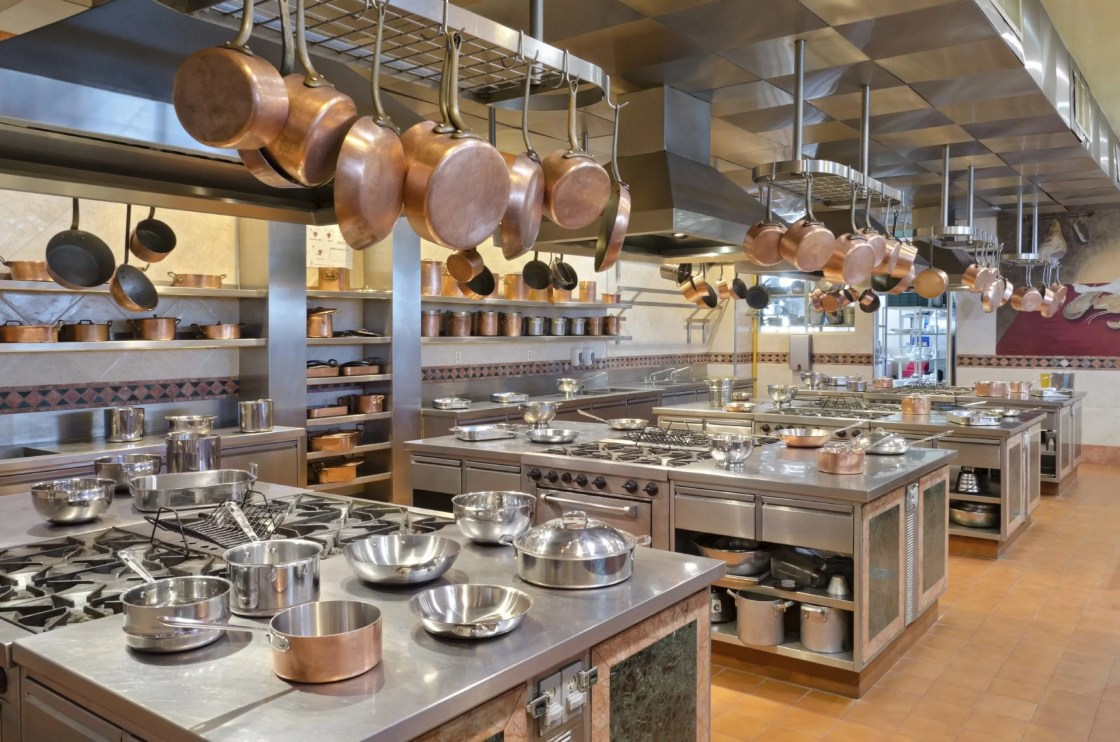 Professional Commercial Kitchen
