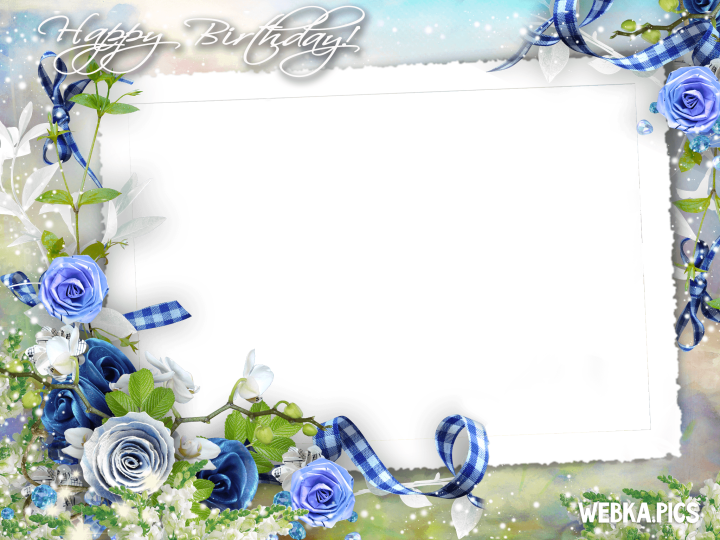 Magnificent Online Photo Editing Frames For Birthday Gift - Picture ...