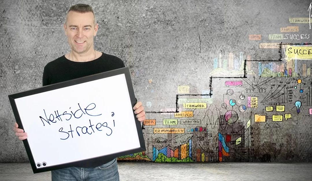 Nettside strategi – for deg som vurderer anskaffelse av en ny nettside
