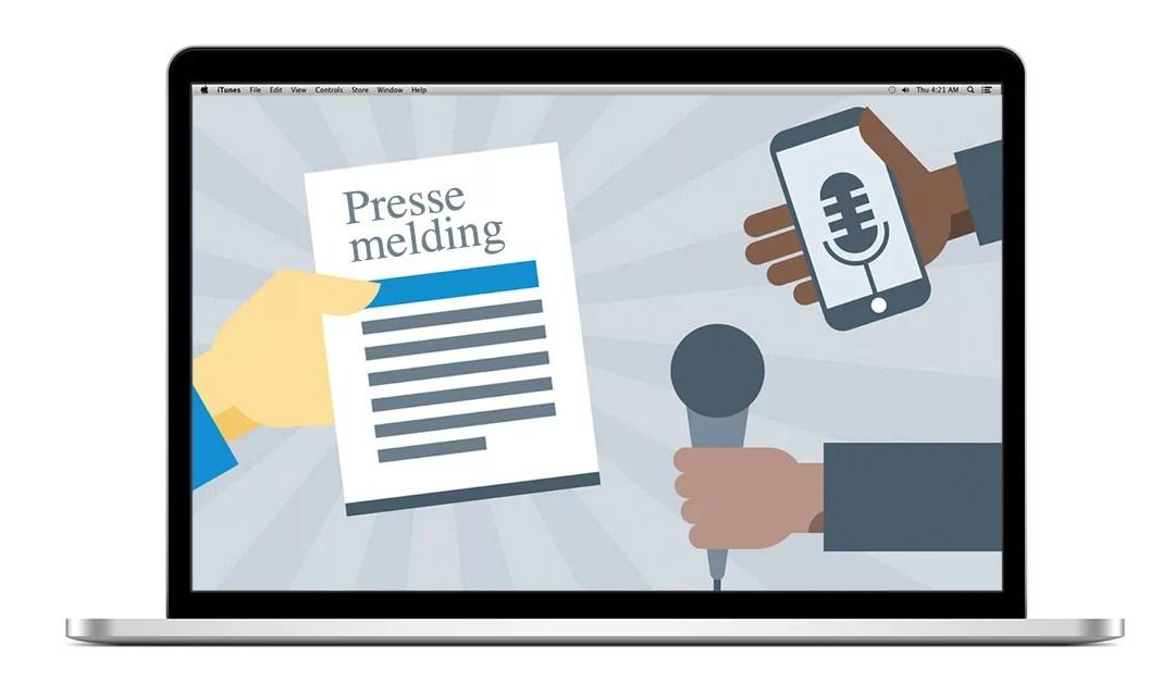 Skriv pressemelding – nå ut til tusenvis av mennesker, helt gratis!