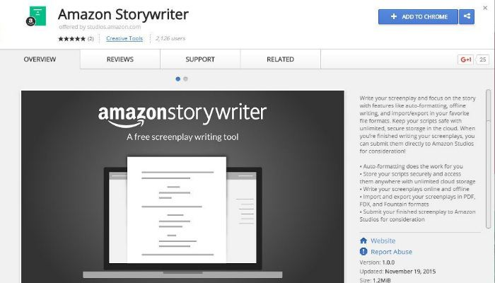 amazon-storywriter