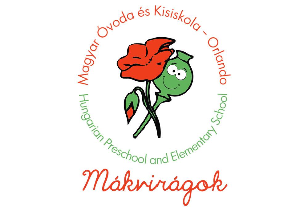 Mákvirágok logo
