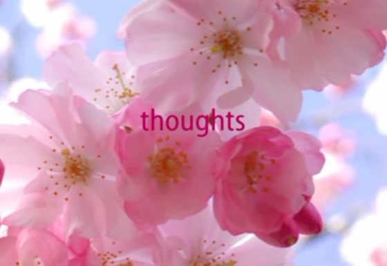 Thoughts – video