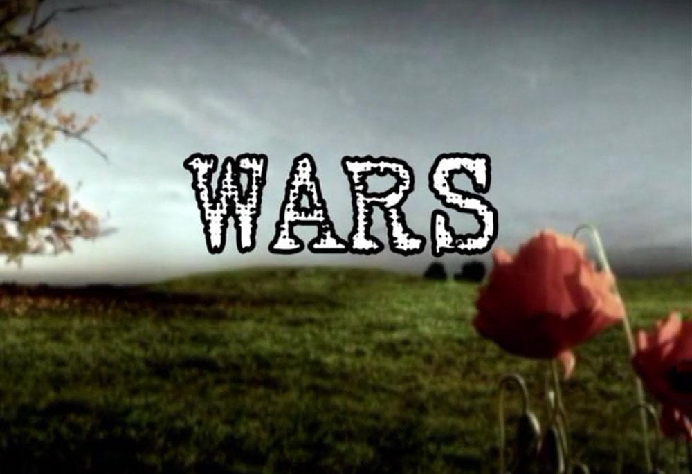 Wars – slideshow video