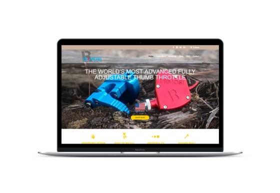 Urmosi webdesign