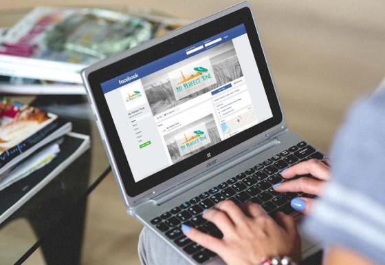 My Perfect Tone – social media
