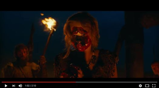 Кадр из фильма Викинг. Александра Бортич