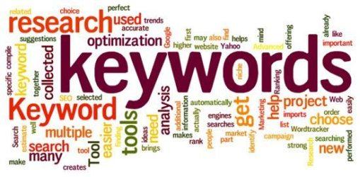 Keyword-Selection-Weblizar