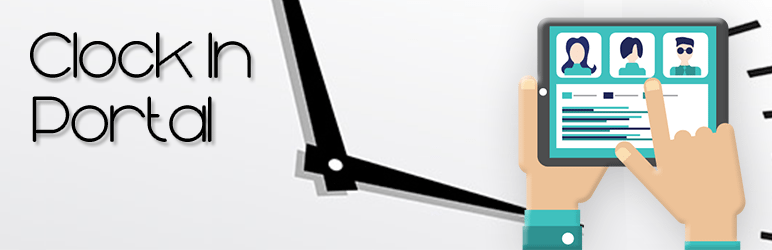 clock in portal wordpress plugin for staff management