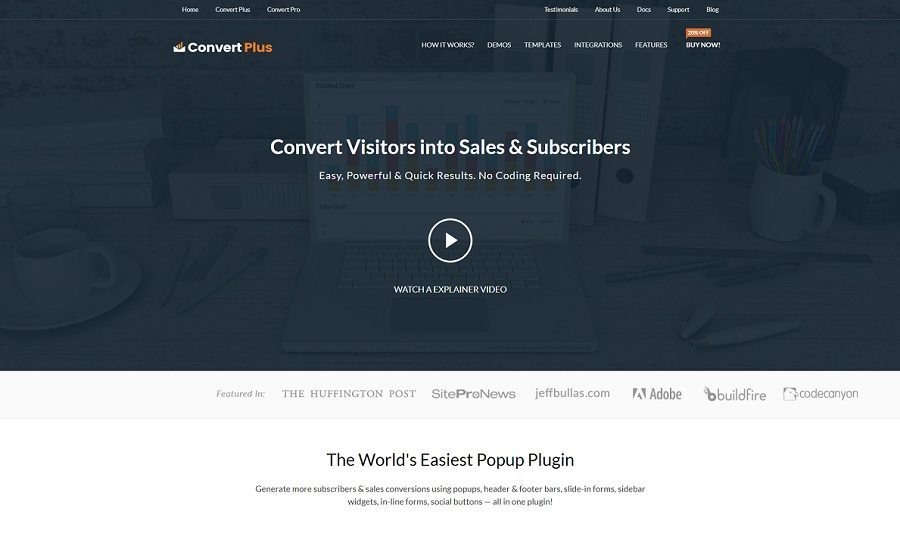 9 Plugins To Enhance Your WordPress Site popup plugin