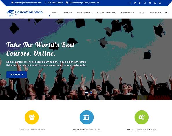Education Web
