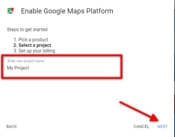 How To Create Google Map API Key step By step - weblizar blog