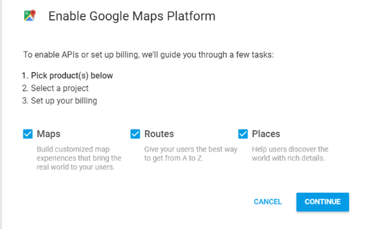 How To Create Google Map API Key step By step - weblizar blog Map Key For Google Maps on prime meridian for maps, title for maps, north arrow for maps, scale bar for maps,