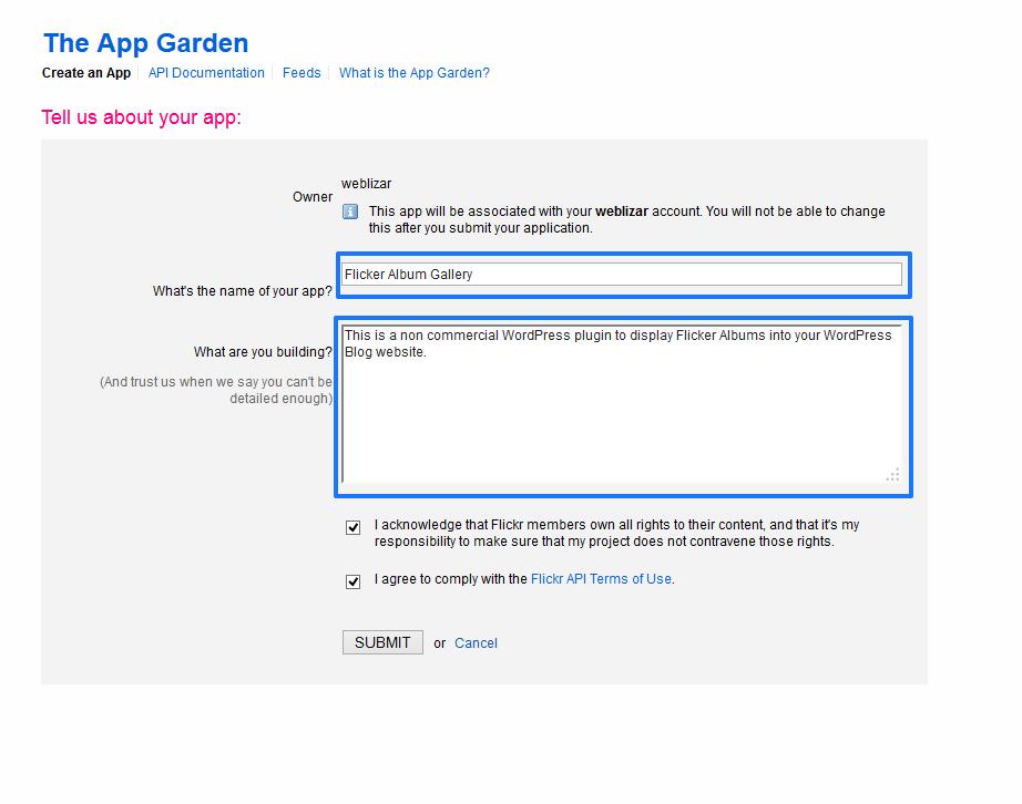 flicker-api-usage-details
