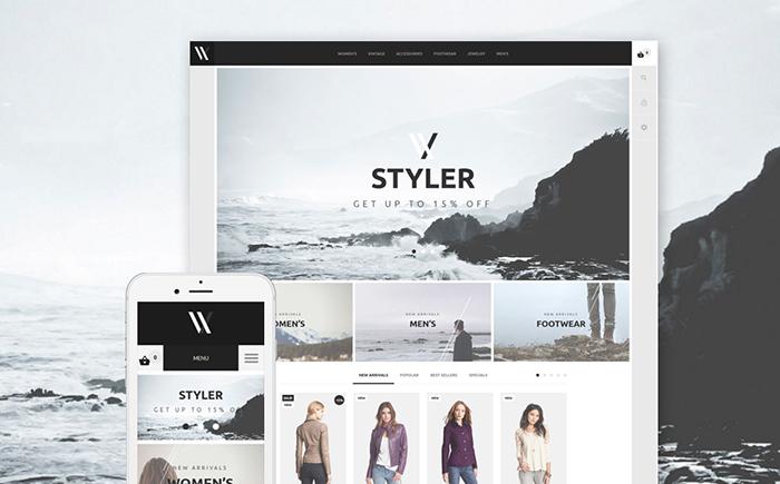Styler PrestaShop Theme