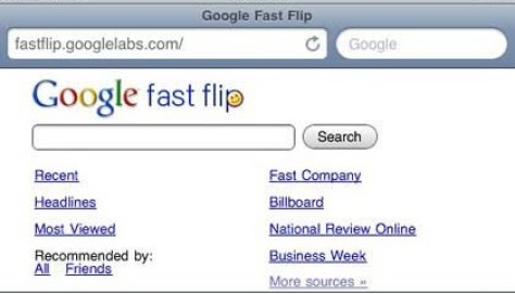 google-fast-flip-weblizar-blog