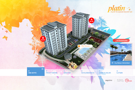 platin-illustrated-web-design