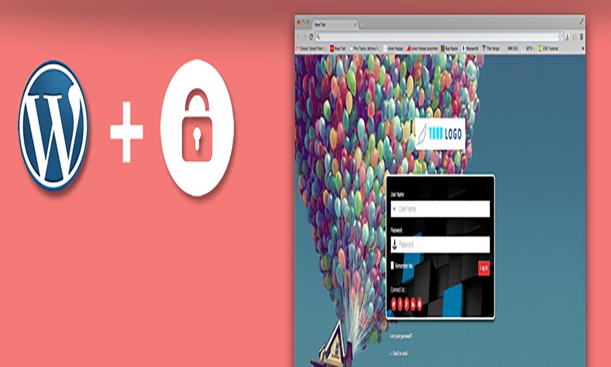 Image of Customize WordPress Login Page wordpress plugin
