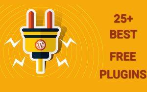 wordpress top best essential must have free plugins