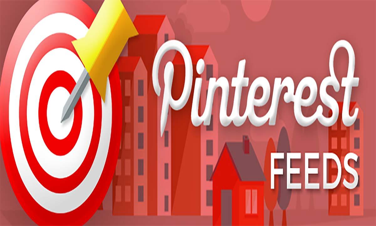 Image of pinterest feeds wordpress plugin