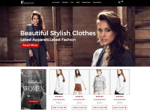 Fashionair Premium eCommerce WordPress Theme