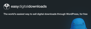 Top 10 Ecommerce Plugins for WordPress easy digital downloads
