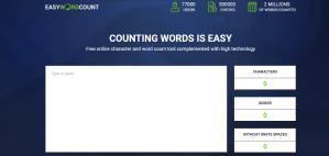 easywordcount Write SEO Optimized Content