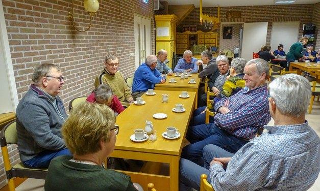 Evaluatiebijeenkomst eindejaarsexpositie 2019 in 't Koetshuus