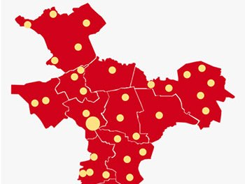 Primeur voor Brandweer IJsselland: de interactieve regiokaart is live!