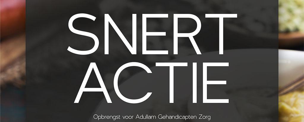 Snert-actie voor Adullam