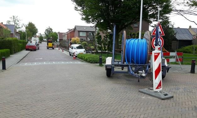 Huisaansluitingen Glasvezel in kern Rouveen en IJhorst van start