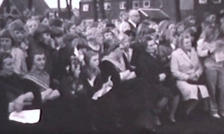 Dodenherdenking 4 mei 1970, een film van Albert Huisman