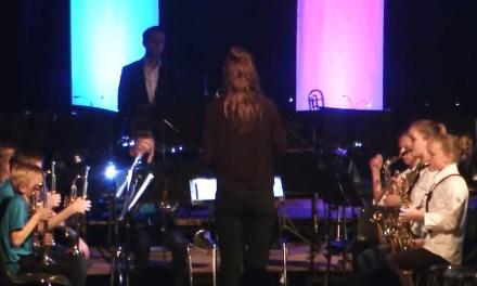 Voorjaarsconcert 2019 CMV Prins Margriet (video)