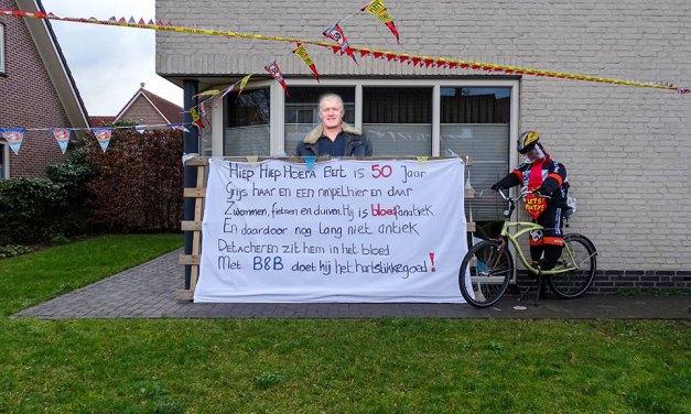 Bert Bloemert 50 jaar