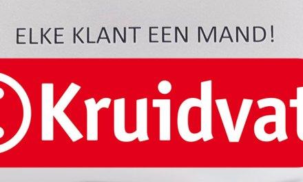 Maximaal 25 klanten tegelijk naar binnen bij Kruidvat Staphorst, iedere klant een mand