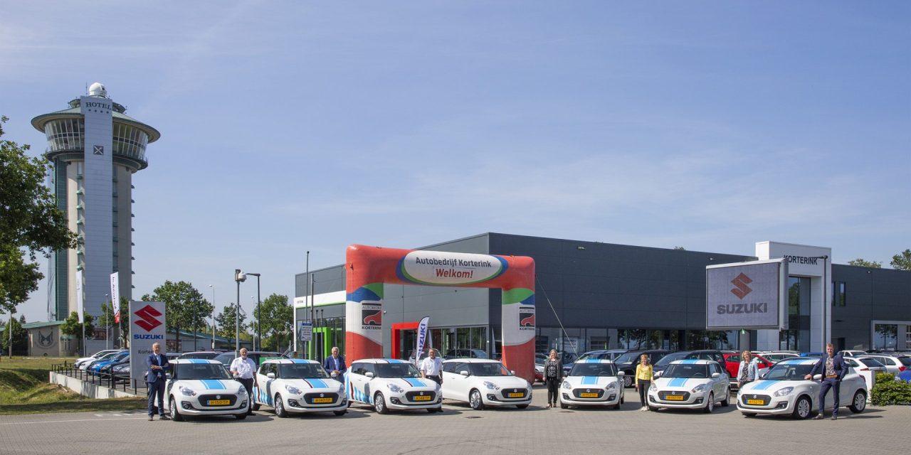 Nieuwe auto's voor de provincie dankzij Korterink
