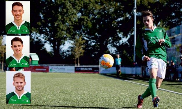 Drie talenten SC Rouveen vertrekken naar elders