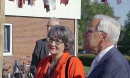 Afscheidsdienst Ds. De Graaf, ontvangst echtpaar De Graaf (Video)