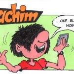 """Joachim door Ed Perdok: …elk nadeel..""""heb"""" z'n voordeel…"""