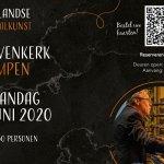 Hollandse koraalkunst door Everhard Zwart vanuit Bovenkerk Kampen