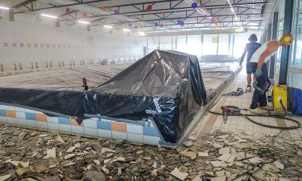 Zwembad Staphorst binnenkort weer open