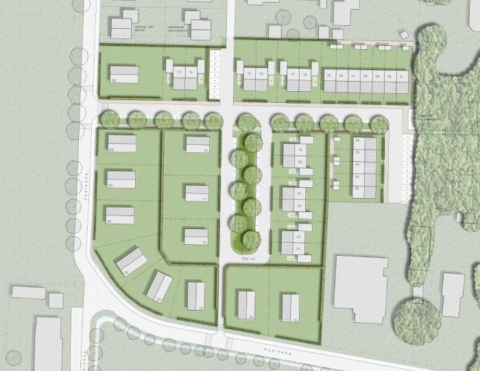 Inschrijving bouwkavels en rijenwoningen Poeleweg IJhorst (fase 1)