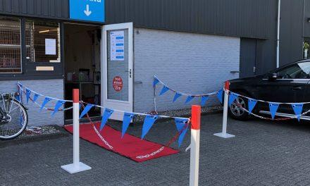 Dorcaswinkel past openingstijd weer aan naar 10.00 uur