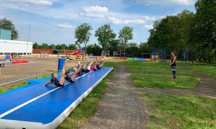 Gymvereniging SVS blij met samenwerking zwembad 'de broene eugte'