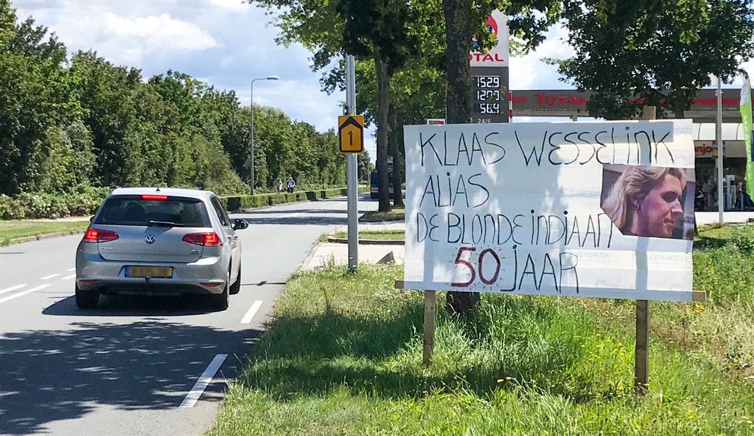 Klaas Wesselink 50
